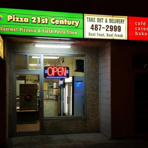 Pizza 21st Century & Fresh Pasta Store in Winnipeg, MB