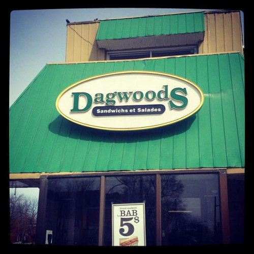 Dagwoods Sandwiches in Montreal, QC