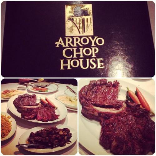 Arroyo Chop House in Pasadena, CA