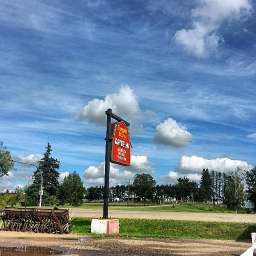 Burger Barn in Edmonton, AB
