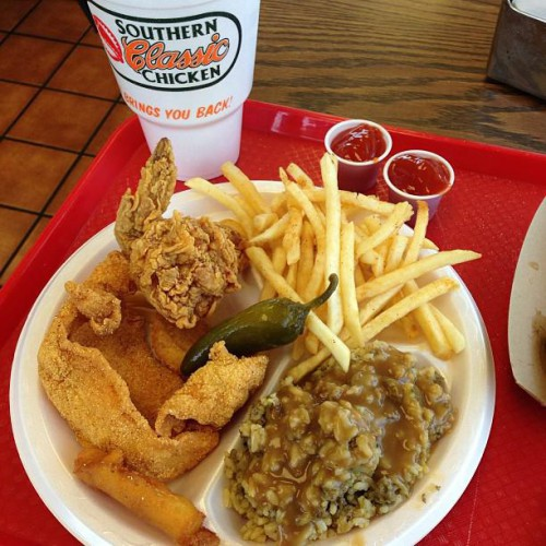Southern Classic Chicken in Jonesboro, LA | 307 East Main ... $7 Chicken Classic