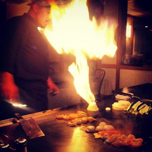 Kabuto Anese Steakhouse Sushi Bar In Greensboro Nc