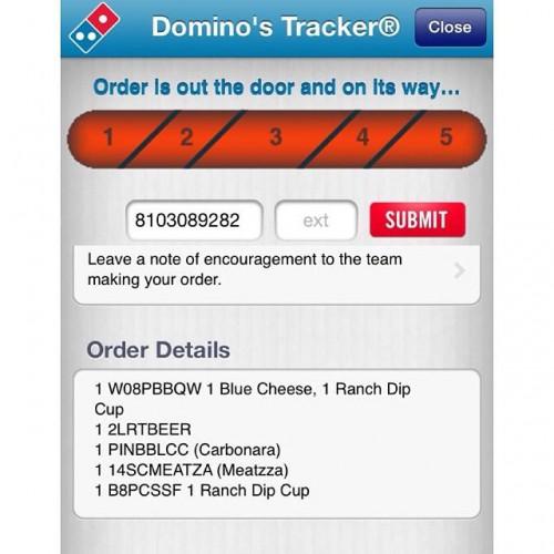 Domino's Pizza in Flint Township, MI
