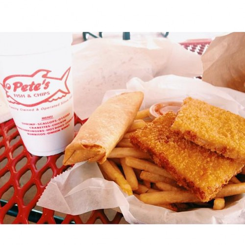 Pete's Fish & Chips in Tolleson, AZ