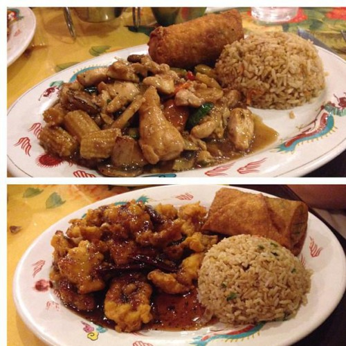 Chinese Food In Downtown Houston