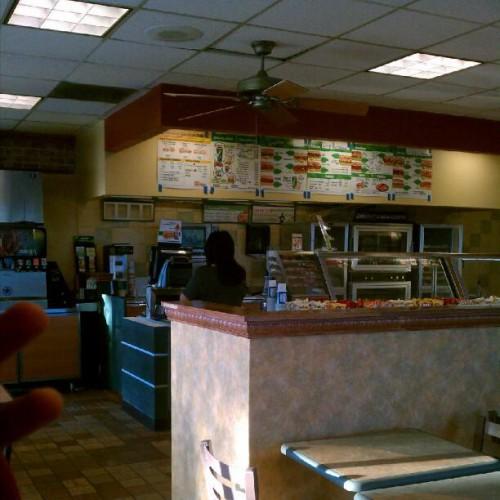 Subway Restaurants Manteca Ca