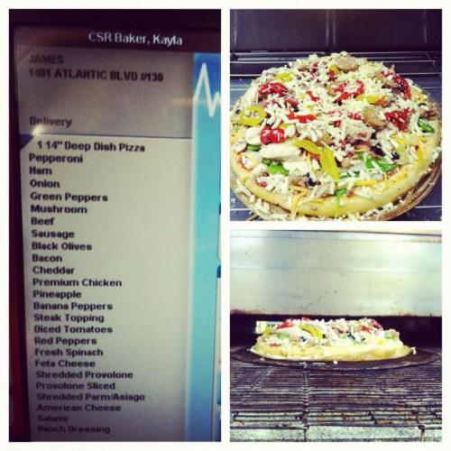 Domino's Pizza in Jacksonville Beach, FL