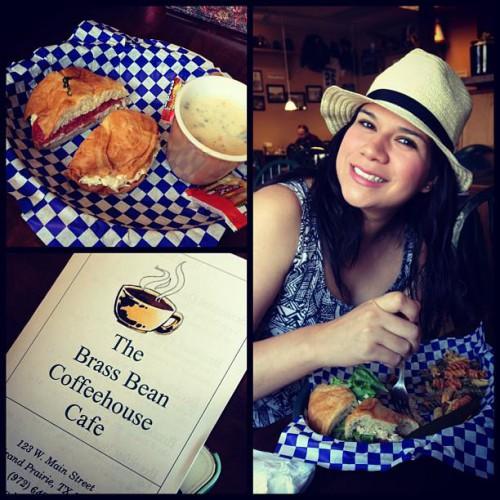 The Brass Bean Coffee Cafe in Grand Prairie