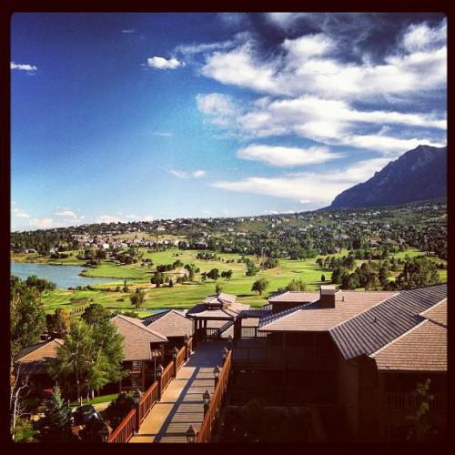 Cheyenne Mountain Resort: Cheyenne Mountain Resort In Colorado Springs, CO