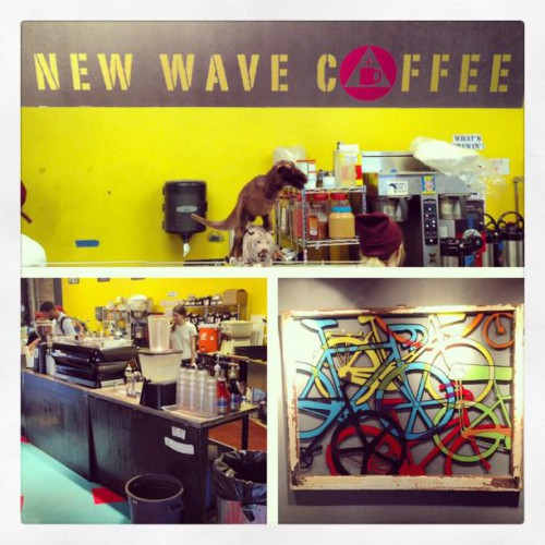 New Wave Coffee in Chicago, IL