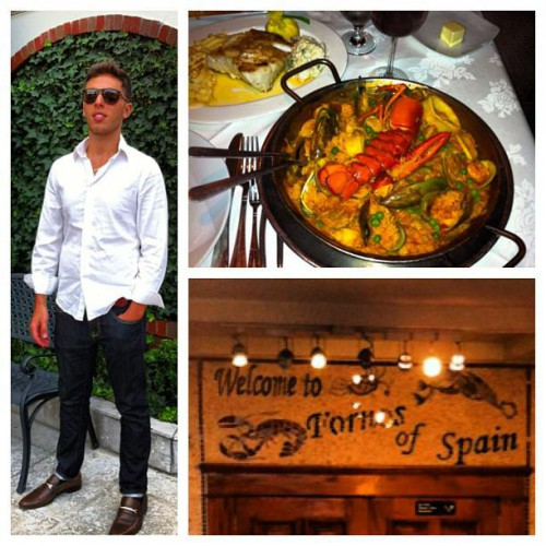 Forno's Of Spain Restaurant in Newark