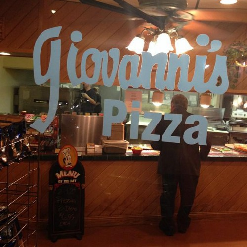Giovanni's Pizza in Flatwoods, KY