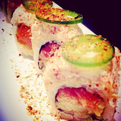Blue fish japanese restaurant in dallas tx 925 west for Blue fish dallas