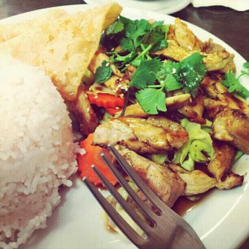 Pad Thai Kitchen Portland Or: Chillin' Thai Cuisine In El Monte, CA