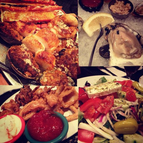 Greek captain fish market ii in astoria ny 3210 36th for Astoria greek cuisine