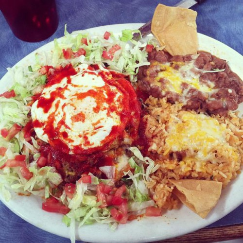 Frank and Lupe's El Sombrero in Socorro, NM