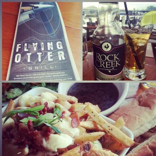 Flying Otter Grill in Victoria, BC