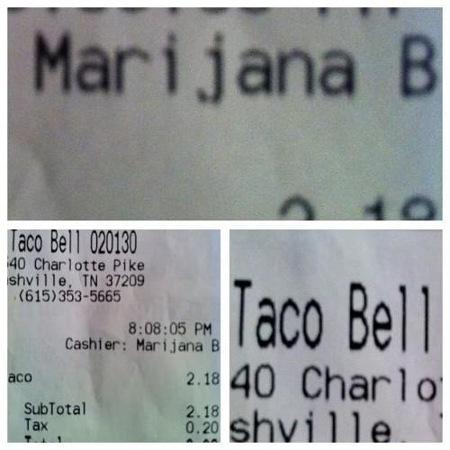 Taco Bell in Nashville, TN