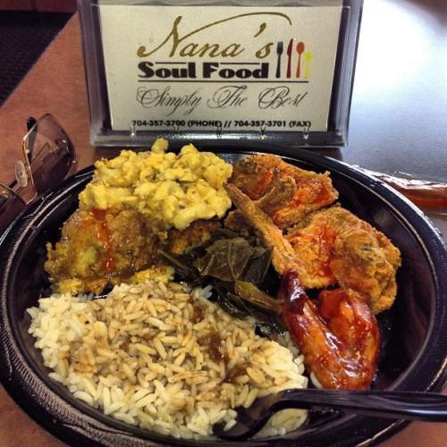 Nana S Soul Food Charlotte North Carolina
