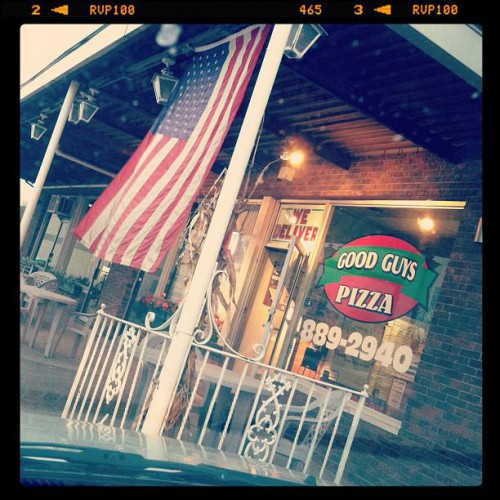 Good guys pizza chili ny