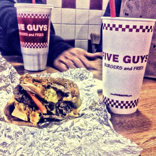 Five Guys Burgers and Fries in York, PA