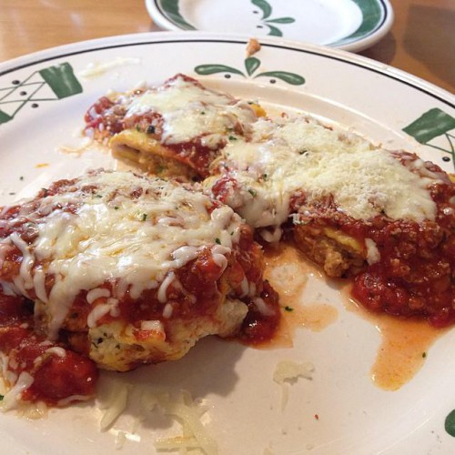 Olive Garden Italian Restaurant in Montebello, CA