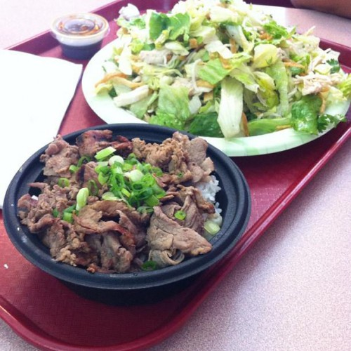 Zeni ya japanese fast food in fresno ca 7712 north 1st for Asian cuisine fresno