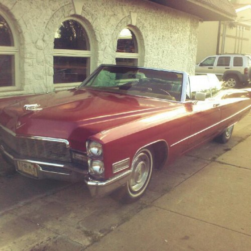 red cadillac in union township nj 2258 morris avenue. Cars Review. Best American Auto & Cars Review