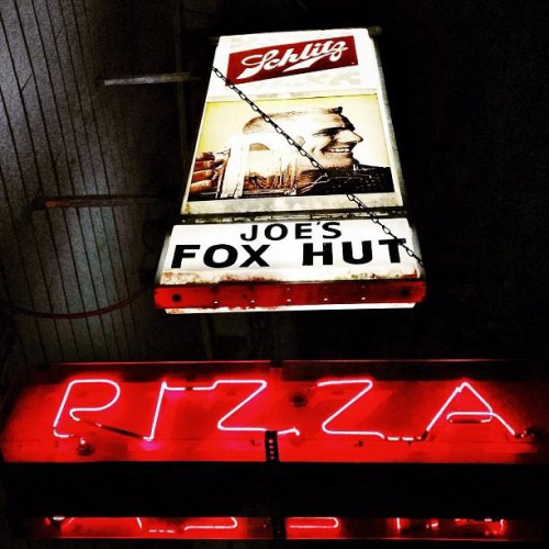 Joe's Fox Hut in Fond du Lac, WI