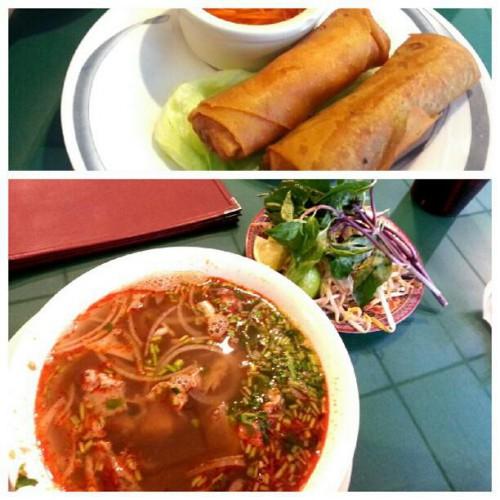 Pho Chau Restaurant in Dallas, TX