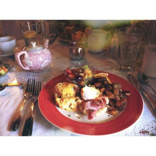 Chelsea S Tea Room Asheville