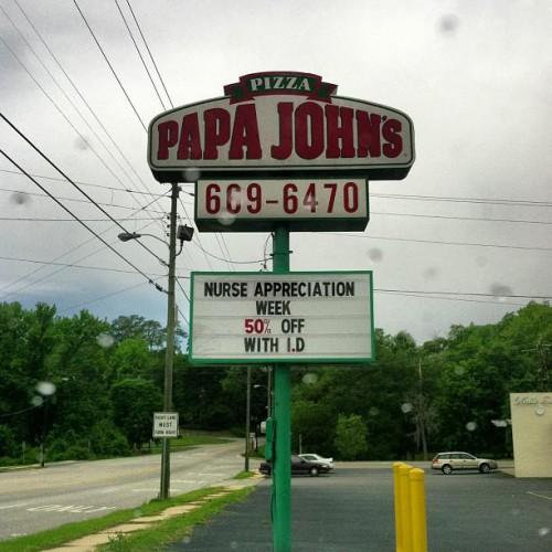 Papa John's Pizza in Florence, SC