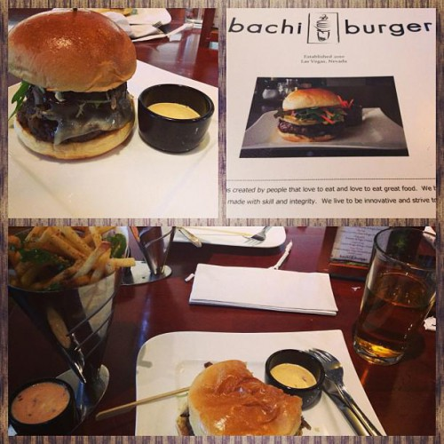 Bachi Burger in Las Vegas, NV