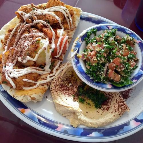 Cafe Morocco in Sacramento, CA