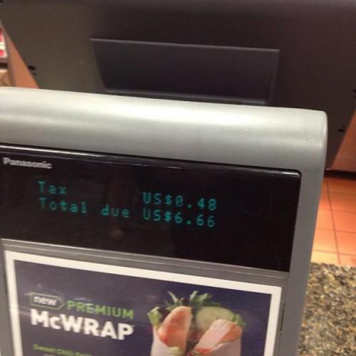 McDonald's in Apex, NC