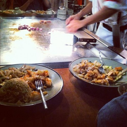 Benihana in Newport Beach