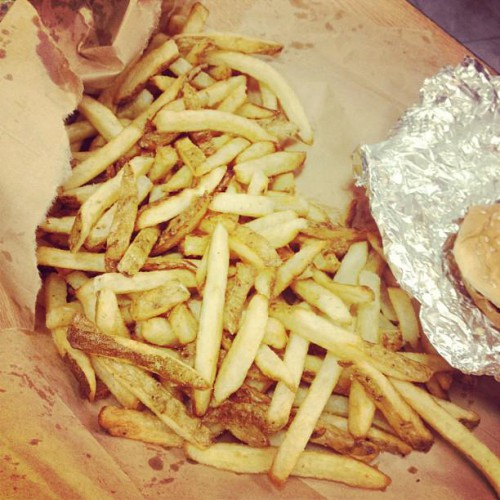 Five Guys Burgers and Fries in Charlotte, NC