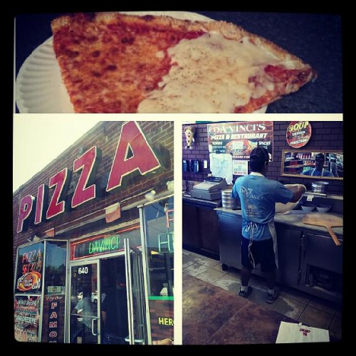 Davinci's Pizzeria Restaurant in Valley Stream, NY