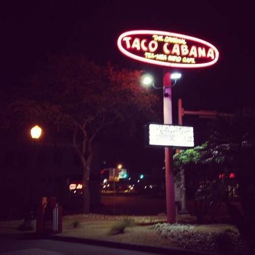 Taco Cabana in Austin, TX