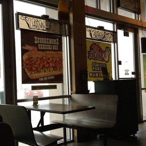 Subway Sandwiches in Hollywood, FL