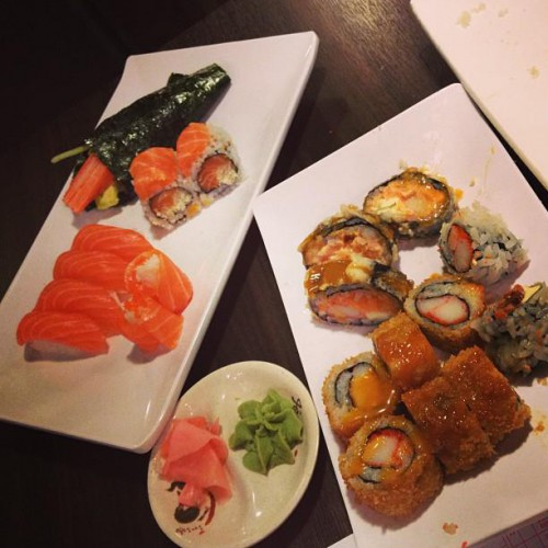 Ginza Sushi All You Can Eat Restaurant in Vaughan, ON