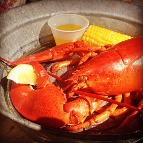 Mr Sea's Lobster Pound in Lewiston, ME