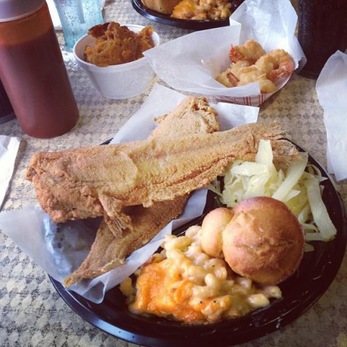 This Is It Bbq Seafood In Lithonia Ga