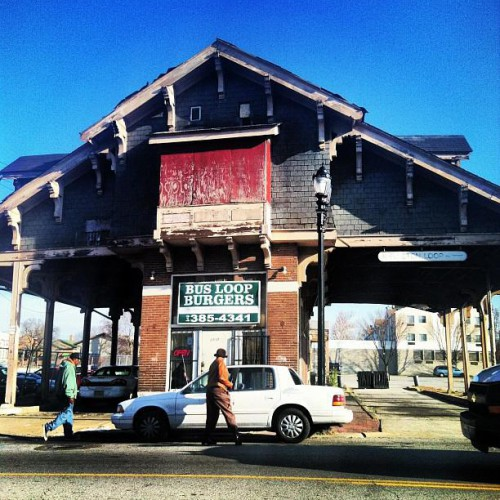 Busloop Burgers in Saint Louis, MO