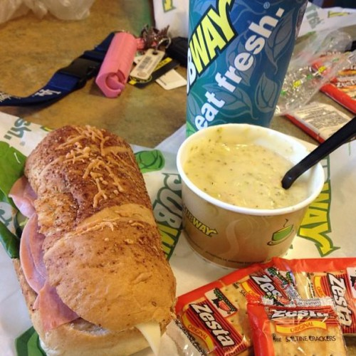 Subway Sandwiches in Freedom, CA