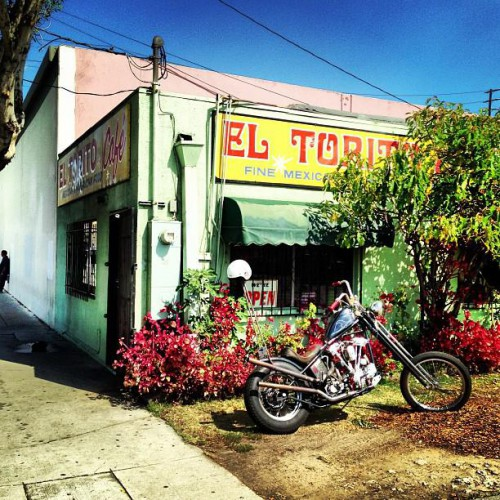 El Torito Cafe in Los Angeles, CA