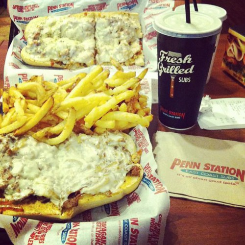 Penn Station East Coast Subs in Knoxville, TN