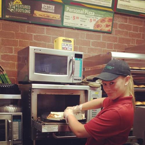 Subway Sandwiches in Winona, MN