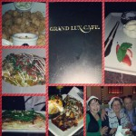 Grand LUX Cafe in Rochelle Park, NJ