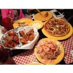 Pizza and Chicken Love Letter in Anaheim